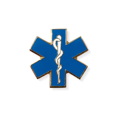 Spencer Star of Life azul P