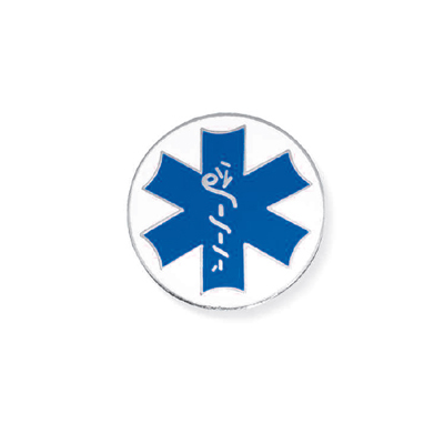 Spencer Star of Life azul/blanco