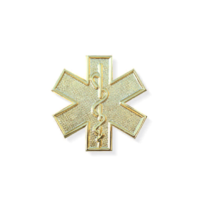 Spencer Star of Life gold