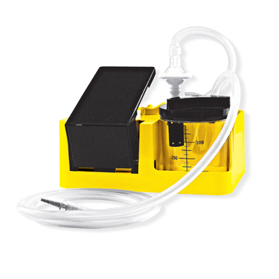 Spencer Manual portable suction units