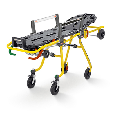 Spencer Ambulance stretchers
