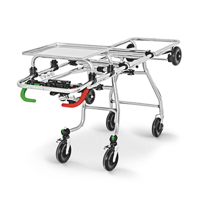 Spencer Trolleys for incubator