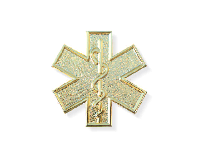 Star of Life oro