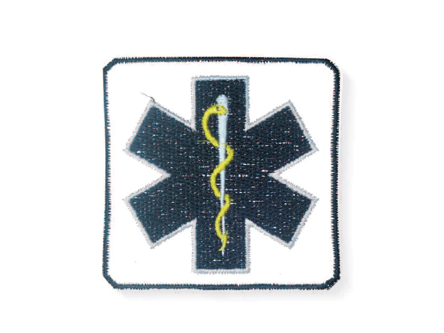 Star of Life blue