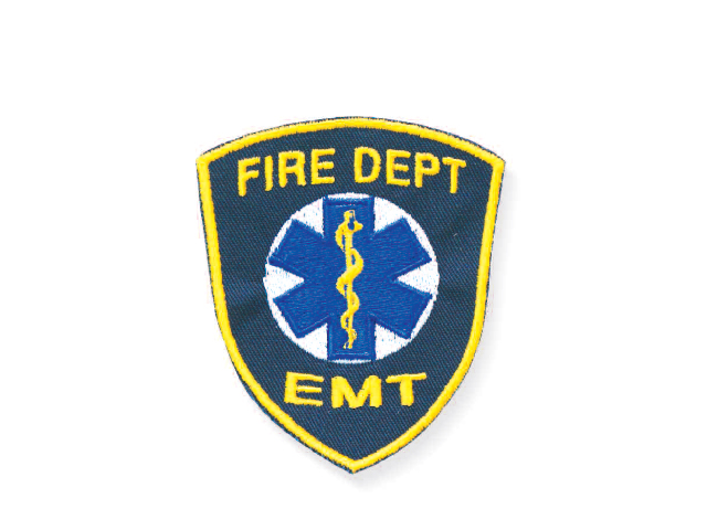 Fire Dept. EMT