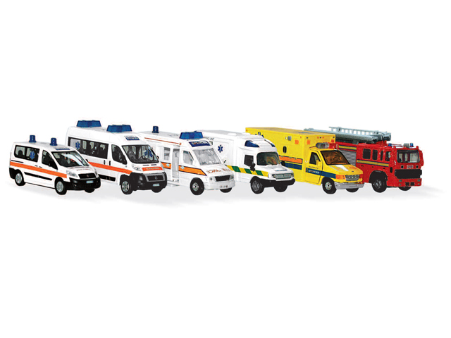 Spencer Ambulances