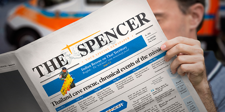 """The Spencer"" is out now!"