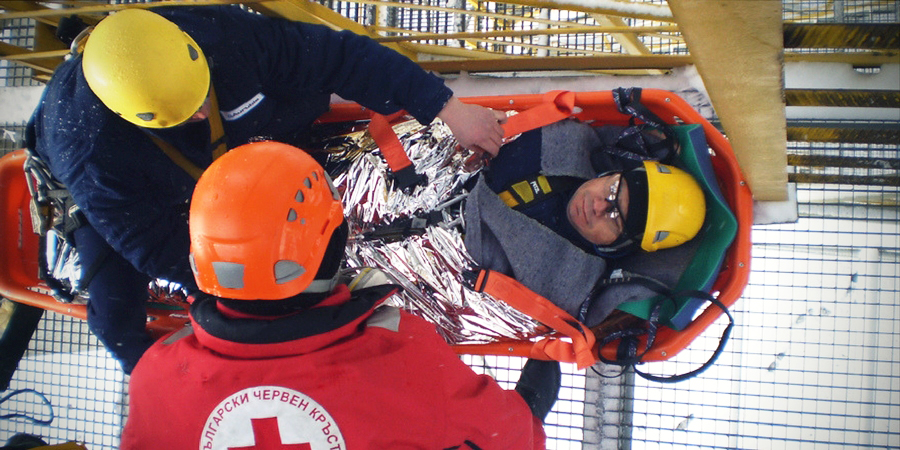 A recovery stretcher for every kind of scenario