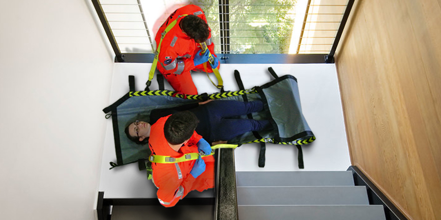 WOW. The new dimension in patient transport
